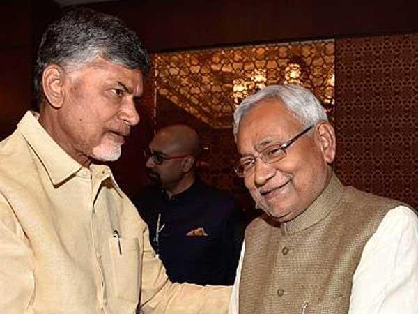 Chandrababu Breakup Creates More Trouble Modi