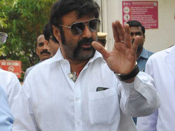 Enquiry started on Balakrishna's PA Veeraiah
