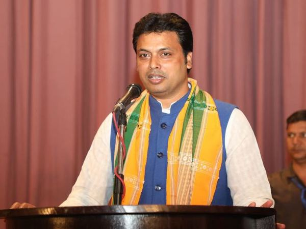 Who is Biplab Kumar Deb? next Chief Minister of Tripura?