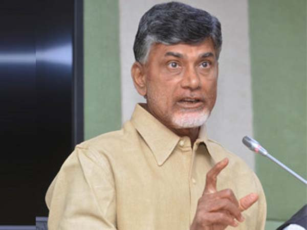 Chandrababu takes out bus tour...to Explain the facts to the public