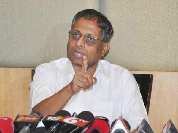 Ex Mlc Dadi Veerabhadra Face Face Over Tdp Bjp Alliance Breakup