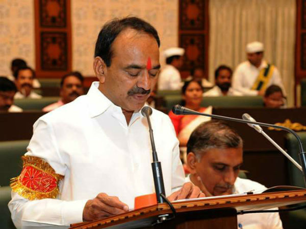 meta; telangana budget 2018 live: Etela introduce budget in assembly