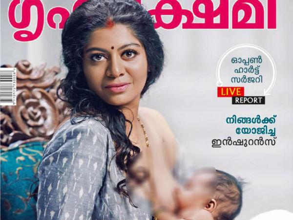India Breastfeeding Magazine Cover Ignites Debate
