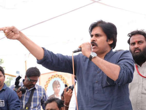 Security to Pawan Kalyan