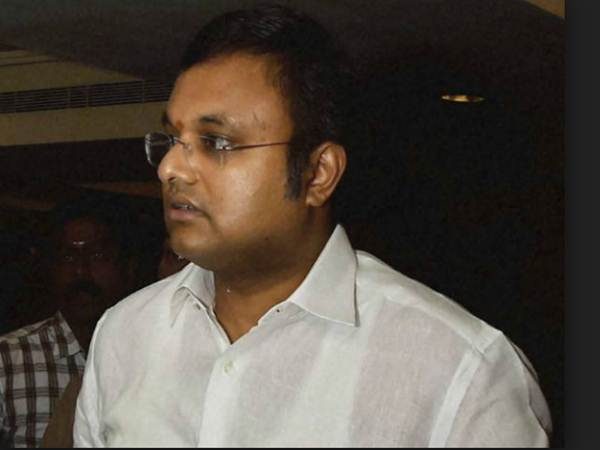 """Want To Lose Weight? Dial CBI"": Karti Chidambaram After 12-Day Custody"