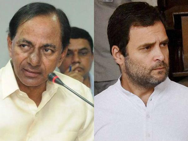 Counter Kcr Rahul Gandhi Meets Sharad Pawar