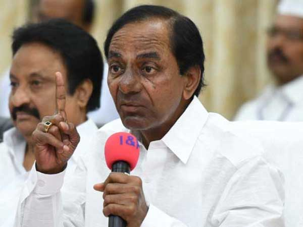 Need New Growth Agenda Says Cm Kcr