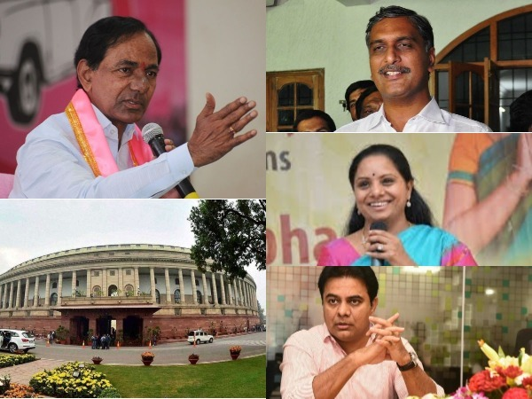Kcr Calls More Powers States Gets Support His Third Front Plan