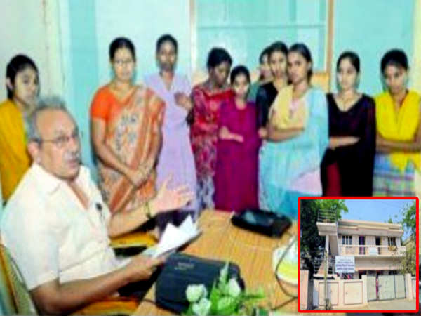 'Drunken' Man enters girls hostel in Ongole...