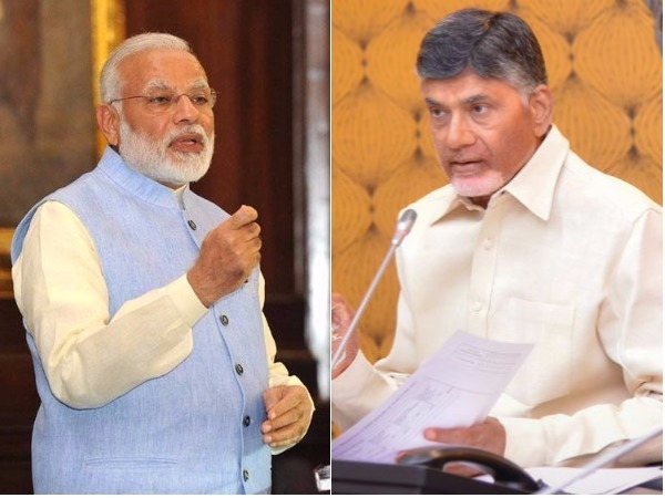 Is Central Attacks Chandrababu With Operation Garuda