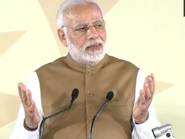 Need to look back at Vedas to fight climate change: Modi at solar summit