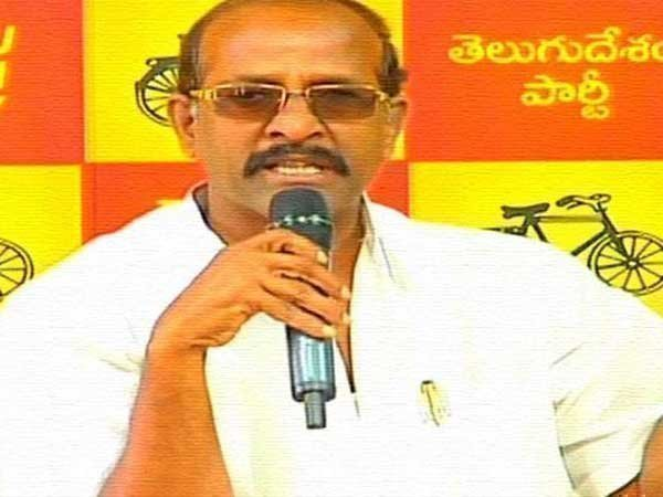 TDP MLC regrets for his comments on tollywood