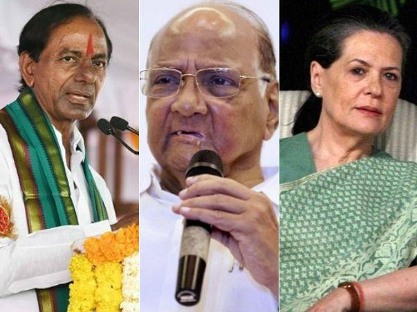 కేసీఆర్ 'జాతీయ' వ్యూహాలకు శరద్ పవార్ షాక్!: ఆయనకు అదే ప్లస్, కానీ