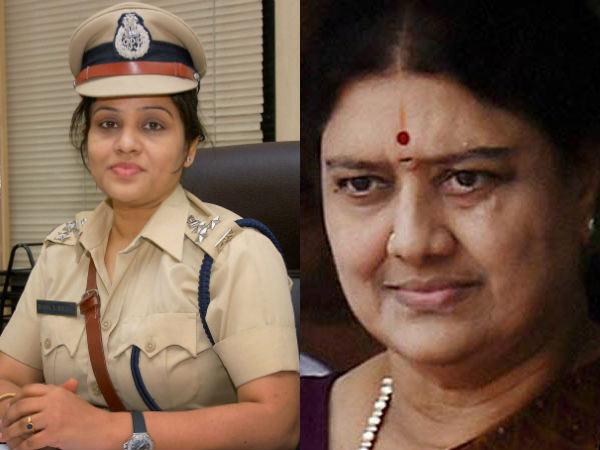 Vk Sasikala Bengaluru Jail Special Treatment Case Acb Probe