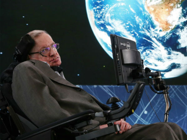 Stephen Hawking Life Is An Inspiration