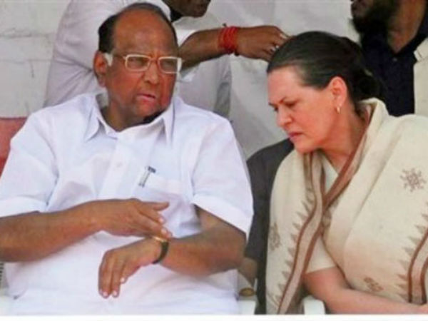 Grand Alliance 2019 Sonia Pawar Working Together Says Ncp