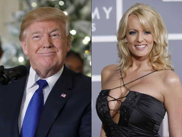 Stormy Daniels Dishes Illicit Details About Relationship With Trump