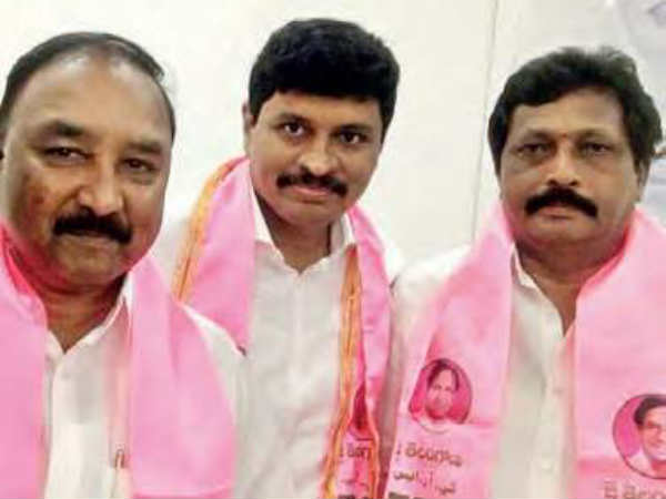 రాజ్యసభ ఎన్నికలు, కాంగ్రెస్కు చేదు: మూడు స్థానాలు గెలిచిన టీఆర్ఎస్, వీరే
