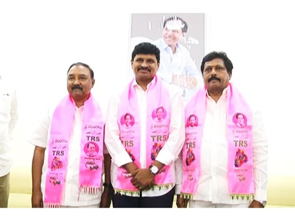 Are they TRS Rajya Sabha candidates?