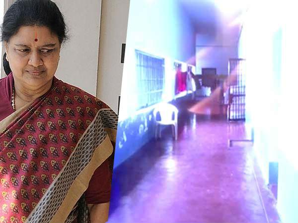 Vk Sasikala Prison Row Acb Files Case Against Karnataka Former Dgp