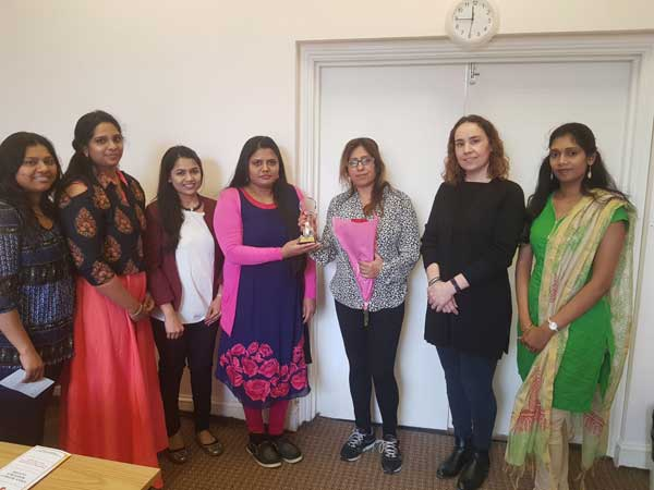 Women's day celebrated in London