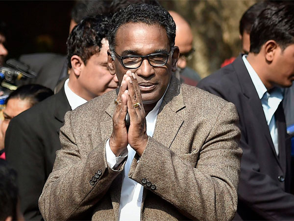Let Full Court Discuss Government Interference Justice Chelameswar