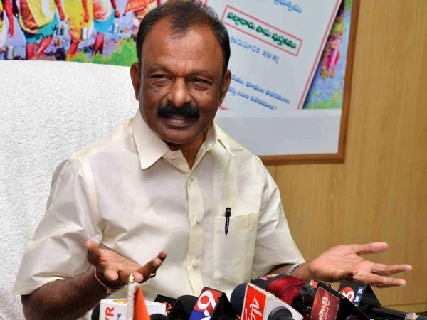 Vatti Vasanth Kumar says they are with Mega Family