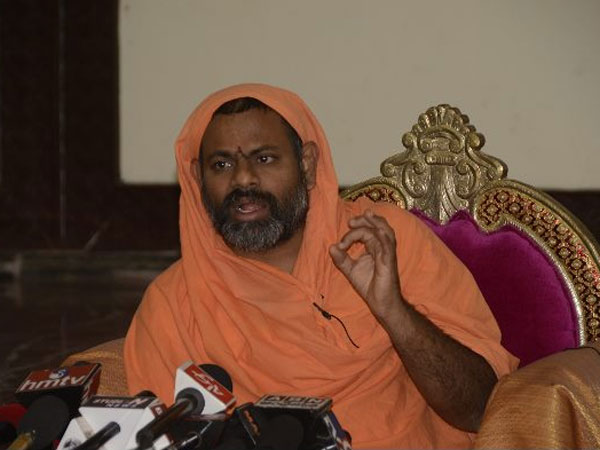 Swami Paripoornananda opposed selection of ttd board members