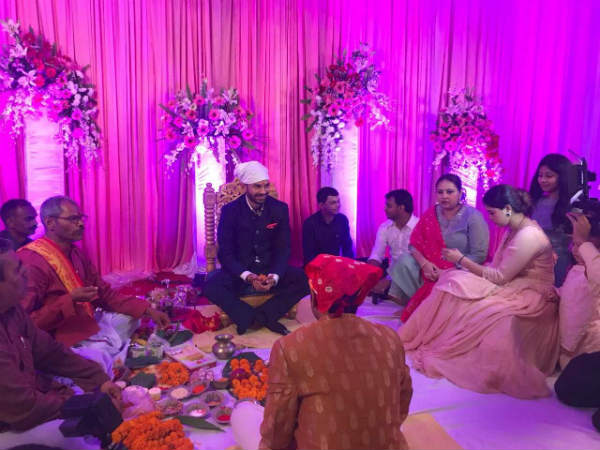 Aishwarya Rai gets engaged to Tej Pratap Yadav in Patna