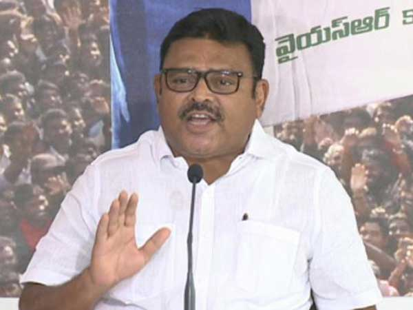 Ambati Rambabu Slams Chandra Babu Over Deeksha