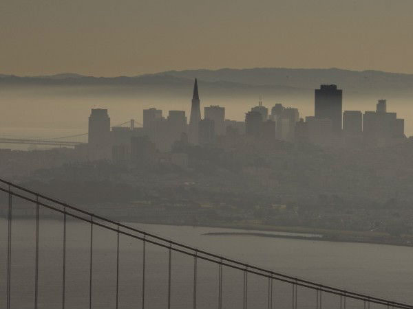 California Has Eight 10 Most Polluted Us Cities