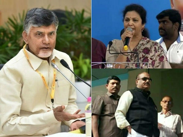 Tdp Mps Detained As They Staged Protest Outside Pm S Residence