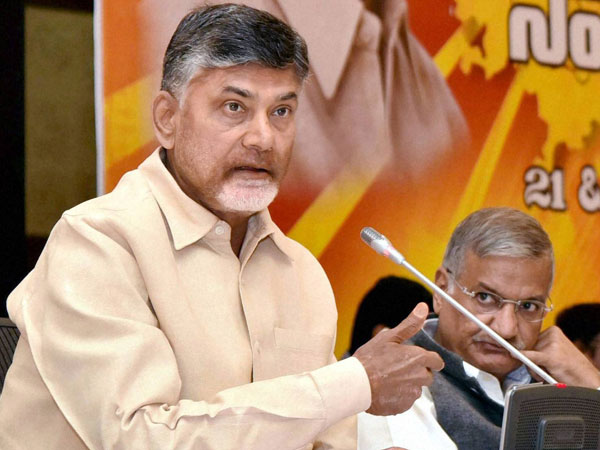 Another Defected Case Filed Against Chandra babu