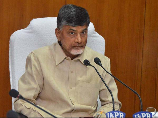 Chandrababu Naidu Is Pakistan Most Wanted Says Bjp