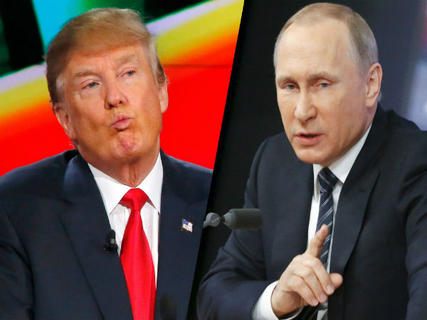 Vladimir Putin Warns Global Chaos If West Attacks Syria Again