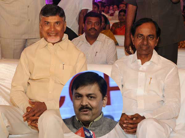 Telugu Cms Are Wary Bjp Claims Gvl Narasimha Rao