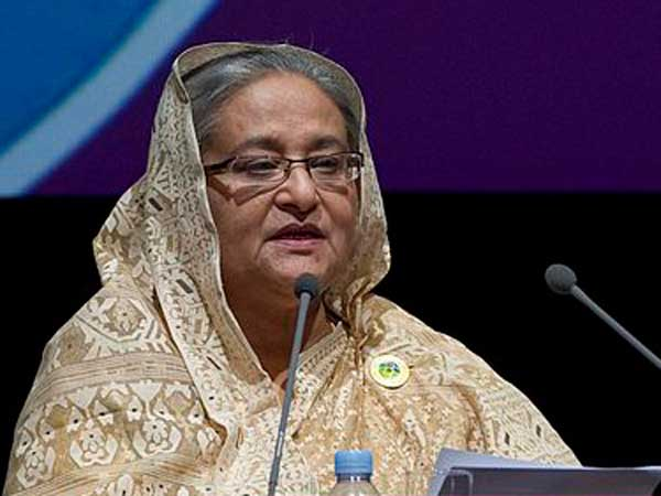 Sheikh Hasina announces abolishing quotas for government jobs