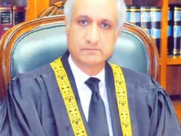 Firing At SC Judge Residence: CJP Summons IGP Punjab