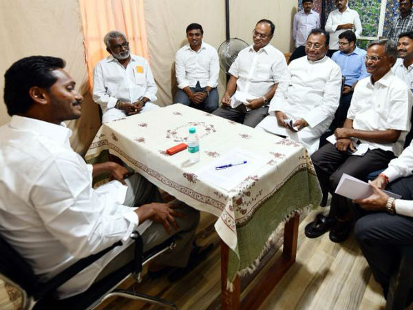 Ysrcp Mps Meet President Kovind Today