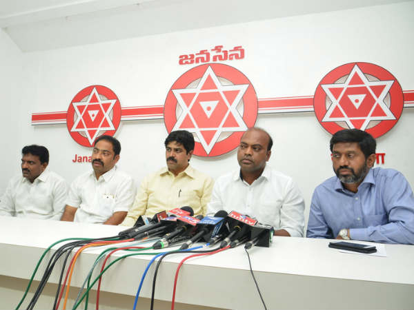 When time comes...we will reveal the conspiracy:Janasena