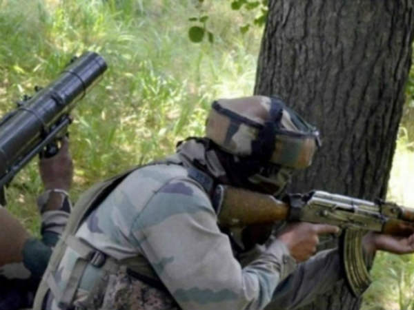 13 naxals killed in an encounter in Gadchiroli