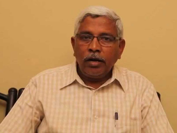 kodandaram resigns for TJAC Chairman post
