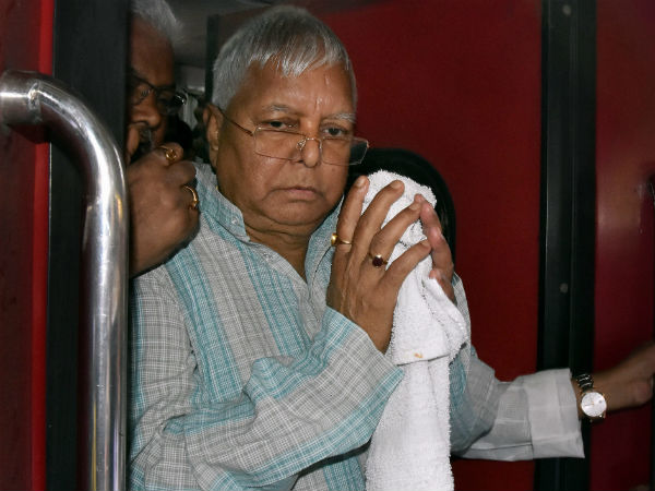 CBI chargesheets Lalu, others in IRCTC case