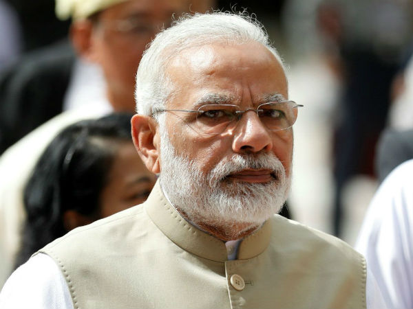 Modi to sit on day-long fast tomorrow, to divert no confidence motion issue?