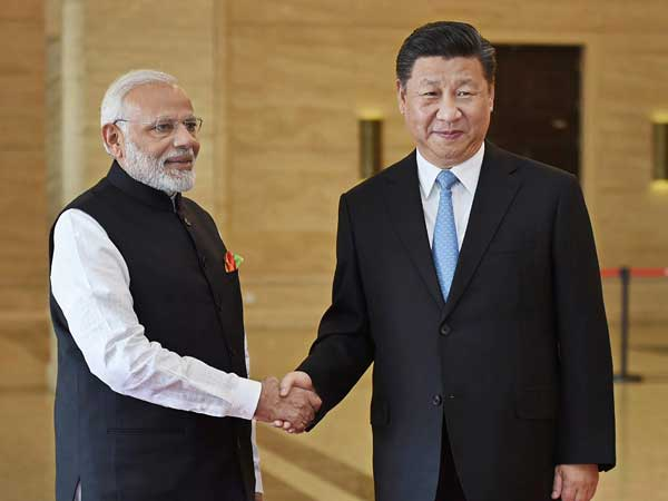 PM Narendra Modi meets Xi Jinping at Maos favourite holiday spot in Wuhan
