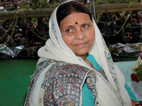 Security Pulled, Rabri Devi Says Conspiracy To Kill Lalu Yadav, Family