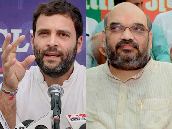 Rahul Tweet Cong Asks How Rs Prasad Has Copy Judgment When S