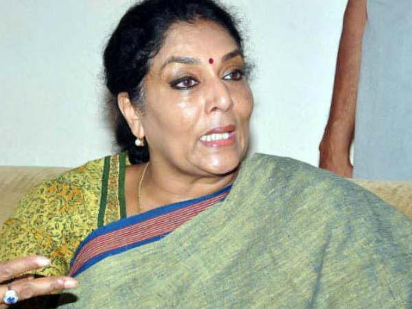 Not Just Film Industry, Parliament Too Facing Casting Couch: Congress Leader Renuka Chowdhury