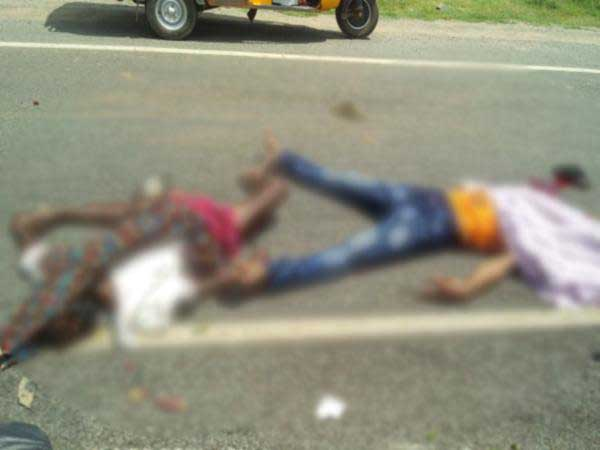 AP road crashes kill 4000 People in 6 Months