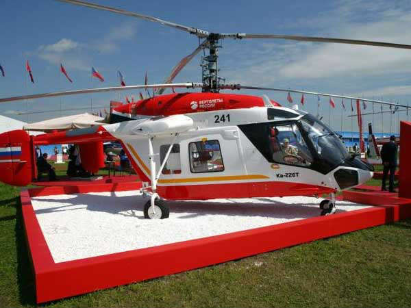 Russian helicopters to hold negotiations at Defexpo on maintenance of helicopters in India